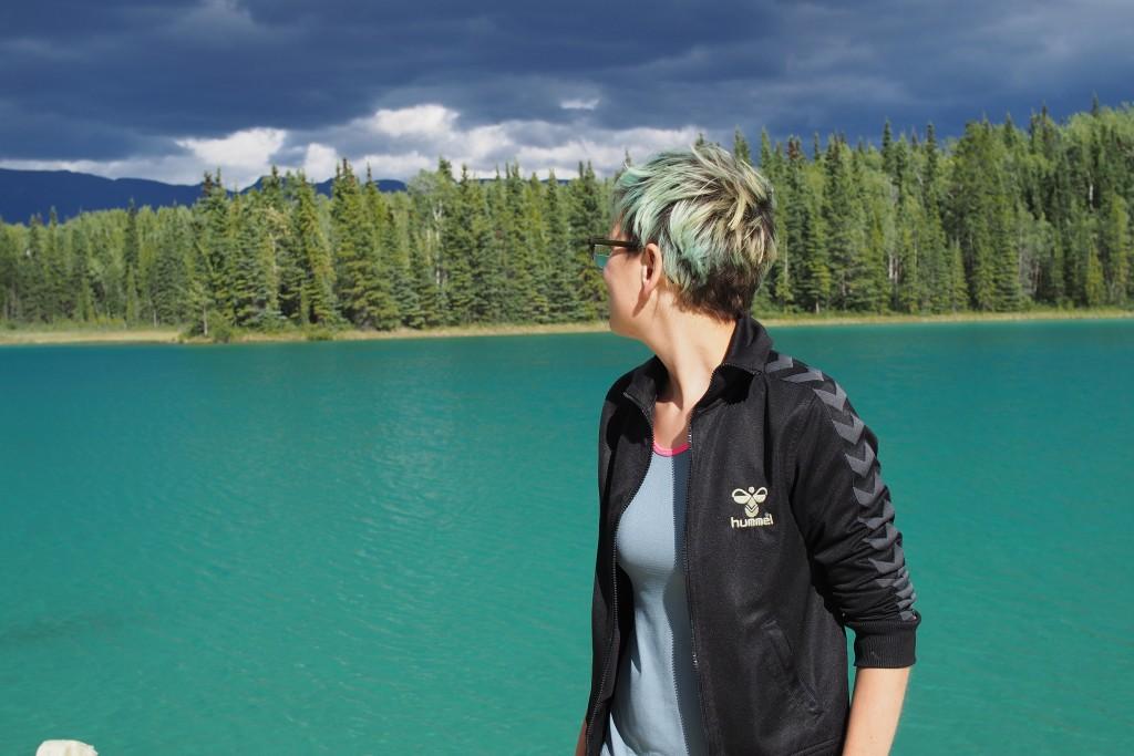 Boya Lake Canada