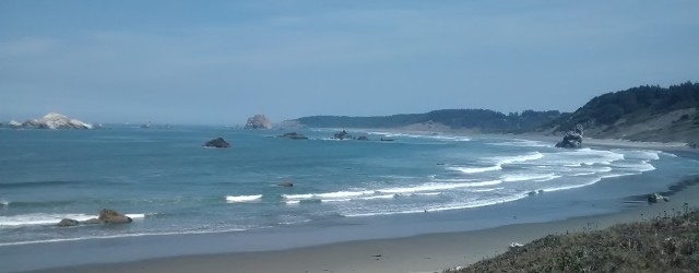 Strand am Cape Blanco