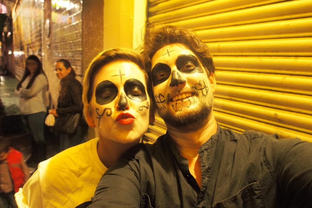 Dia de las Muertos in Guadalajara