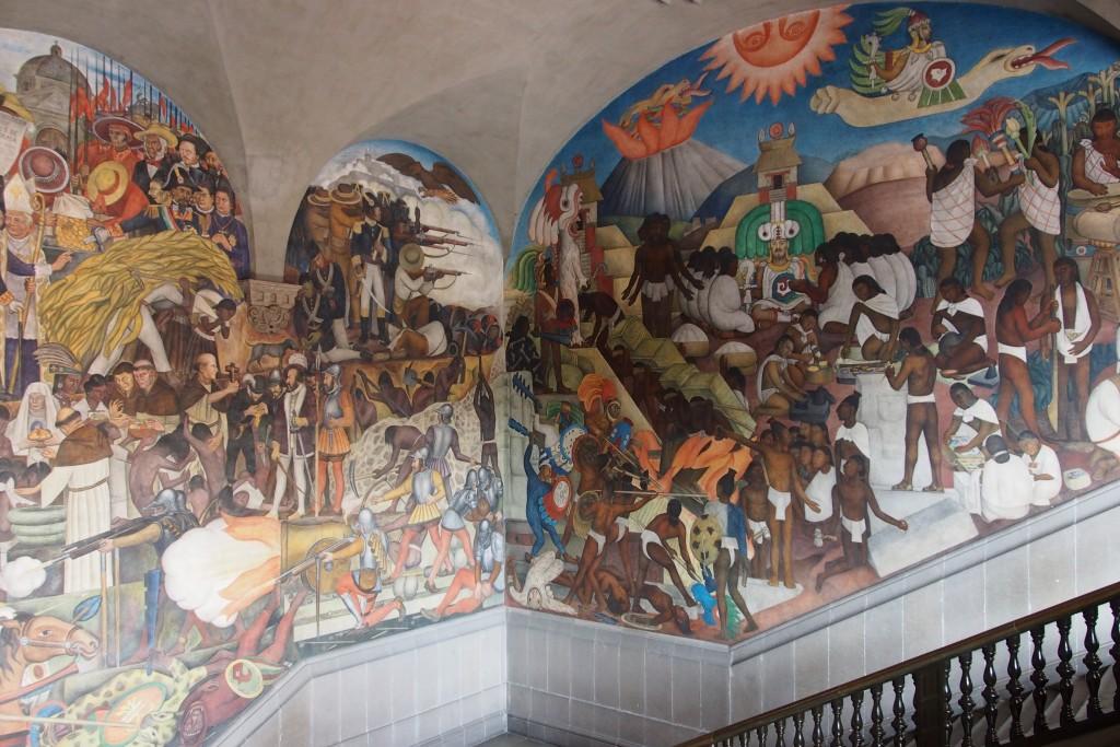 Mural_Mexico_City