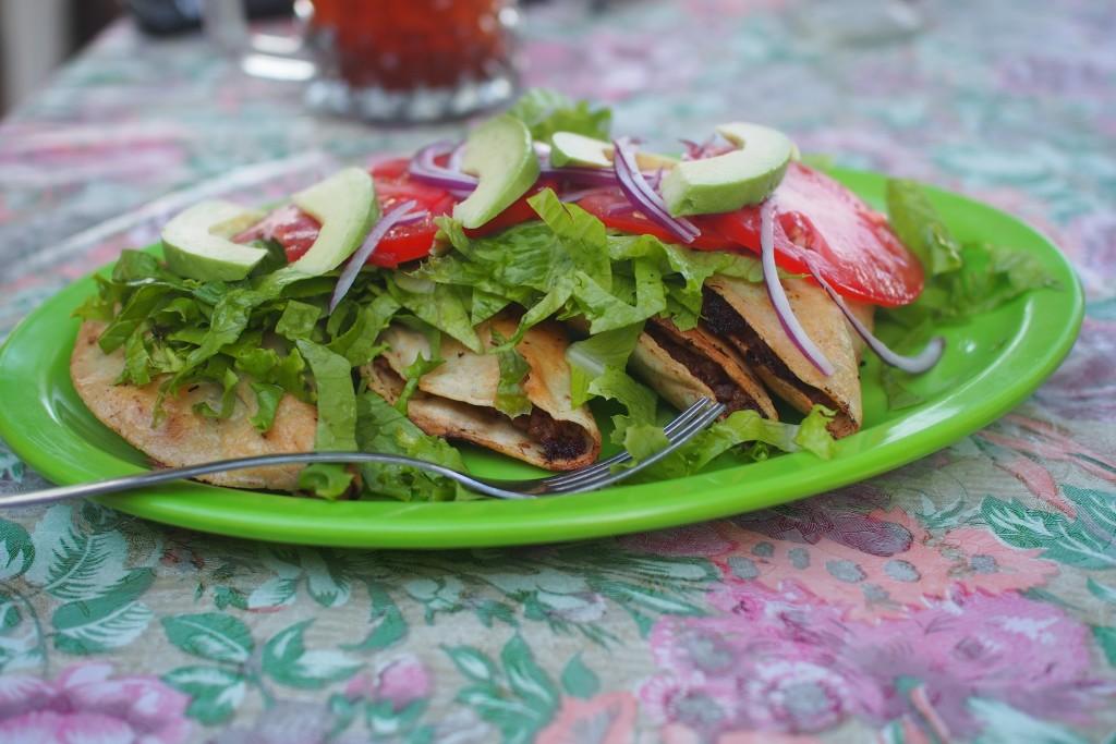 Einfache mexikanische Küche: Pescadillos